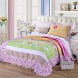 子供の快適な二つの部分から成った寝具は100%年の綿をセットした