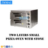 Four de pizza de qualité maximum de pizza mini (ZM2P)