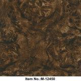 TcsモーターバイクM-12450のための熱い販売法100cmの幅水転送の印刷のハイドロ図形フィルムの木製パターン