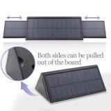 Triângulo dobrável jardim exterior 71 Produtos iluminação LED Lâmpada Solar com Sensor