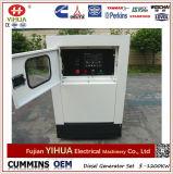 generatore diesel di Xichai Denyo del baldacchino silenzioso di 25kw/31kVA con il Ce di iso (10-300kw)