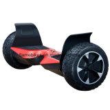 Твердые Большие колеса меньше напрямик скутер новый дизайн Hoverboard яркие светодиодные системы освещения дневного движения