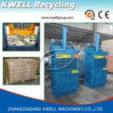 Los desechos de papel de la empacadora hidráulica/Desecho de la máquina empacadora de cartón/Máquina de prensa de balas