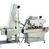 Precio de fábrica Control de microcomputadora Máquina Tapadora Semi-Auto