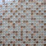 Mosaico de cristal para telhas da cerâmica do mosaico do fundo da parede da tevê