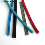 Подгонянное уплотнение двери PVC резиновый водоустойчивое