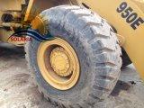 販売のための使用された元の日本猫950eの車輪のローダー