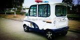 Патрульная машина 4 полиций Seater закрытая