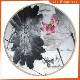 Искусствоо картины маслом холстины китайского типа обрамленное с типом картины группы