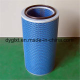 Газовая турбина синий-нанометровой древесной целлюлозы бумажный фильтрующий элемент