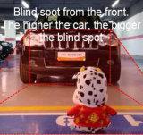 Auto Parts frente Blind Spot Alquiler de cámara y sensor de radar