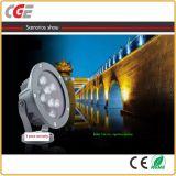 projecteur de 9W 12W 18W 24W 36W 48W DEL pour l'éclairage extérieur