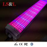 Red+Blue 방수 LED 선형 플랜트는 램프를 증가한다