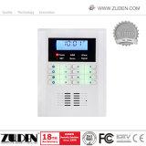 Somke Sensor를 가진 무선 GSM SMS Home Intruder Alarm System