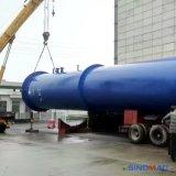 El diámetro 2850 mm Autoclave de calefacción a vapor para la fabricación de ladrillos AAC