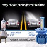 車軽い7200lm 9005 9007 9004 9006 H4 H7 36W LEDのヘッドライト