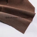 Tessuto della mobilia dell'acqua dello spruzzo di colore del Brown con la protezione di T/C