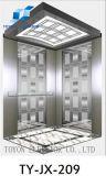 Toyon elevador de serviço e máquina de tração