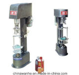 Buena máquina de Screwcapping de la botella de vino del precio para el casquillo del vino del metal