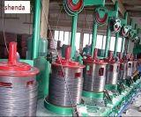 Горячие продажи тип шкива медного провода чертеж машины оборудование для низких цен на провод углеродистая сталь лак для ногтей