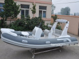 Luxus-Rippen-Boots-aufblasbares Boots-Cer des Liya Rippen-Boots-520