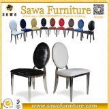 結婚式のイベントのための卸し売りステンレス鋼の椅子