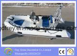 3,6M Marcação rígida barco de pesca insufláveis, Rescure Boat