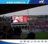 2018 El deporte el perímetro P16mm Display LED de exterior (3906m2/pix Stadium Pantalla).