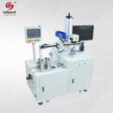 Laser die van de Vezel van de Fles van glazen de Milieu de Machine van de Gravure van de Apparatuur merken