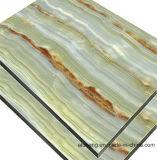 El panel compuesto de aluminio exterior constructivo de las paredes de cortina