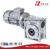 Gussaluminium-Endlosschrauben-Gang-Geschwindigkeits-Reduzierstück-Gang-Bewegungsgetriebe