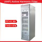 400V/690V 35A/50A/60un activo papel de aluminio de filtro armónico del módulo de pantalla táctil de la interfaz de pantalla