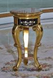 0061 황금 Europ 왕 디자인 고전적인 단단한 나무 복도 가구 수집