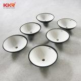 カウンタートップのアクリルの固体表面の円形の洗面器