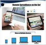Videocamera di sicurezza del CCTV di Ahd del kit della rete DVR di HD 720p