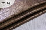 2017 Hot Stamping Suede tejido para el sofá y sillón