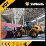 Sany Sy965h 5ton 2.7to Prijs van de Lader van het Wiel van de Emmer van 4.5 M3 de Chinese
