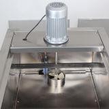 Commercial de la crème glacée en acier inoxydable Stick Machine /Popsicle Maker avec deux moules