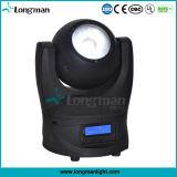 60W RGBW LED Träger-mini bewegliche Hauptstadiums-Beleuchtung-Miete