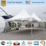5X5mの習慣PVCロゴプリントが付いている単一の上の張力おおいのテント