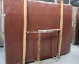 Lastra nera del punto caldo/rossa/grigia/colore gialla/bianca naturale del granito da vendere