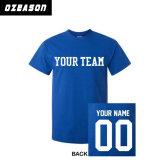 Vêtements de sport personnalisé de qualité supérieure avec les hommes de sublimation T-shirt col rond