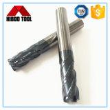 Laminatoi di estremità ad alta velocità del raggio dell'angolo del carburo HRC45 per metallo