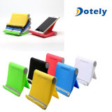 Tabuleta Foldable Desktop universal do iPhone de Samsung LG do suporte do carrinho do telefone de pilha