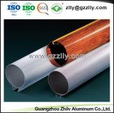 고품질 O 모양 관 ISO9001를 가진 알루미늄 배플 천장