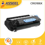 Cartucho de toner compatible superventas CRG106X para el HP