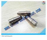 Латунный корпус из нержавеющей стали и алюминия CNC обработки на чертежи