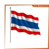 よいサービスの100%年のポリエステルタイの国旗