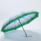 سيادة [فشيون] [فلوور] [برينتد] [سون] ثني مظلة