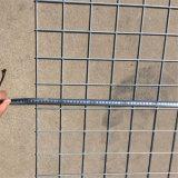 Оцинкованный и с покрытием из ПВХ сварной проволочной сеткой ограждения панели